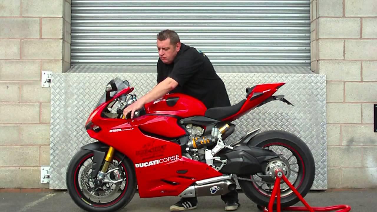 Ducati  Closed Loop