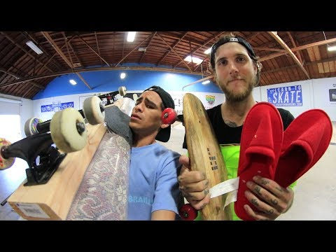 IKEA SKATE EVERYTHING WARS!