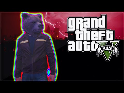 GTA 5 Online - Sexy Mods, Truck Fight, Dolphin Dive (GTA V Funny Moments)