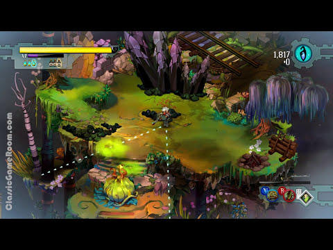 Classic Game Room - BASTION review for PC