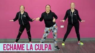 Download Lagu Luis Fonsi, Demi Lovato - Échame La Culpa (DANCE2FIT with Jessica Bass James) Gratis STAFABAND