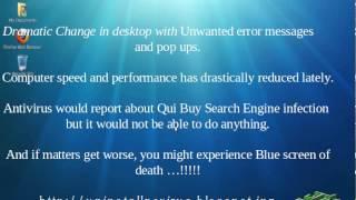 Remove Qui Buy Search engine
