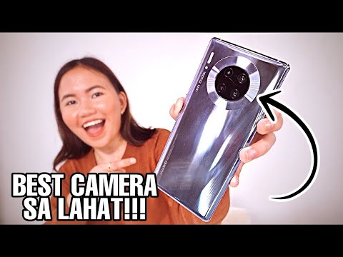 HUAWEI MATE 30 PRO UNBOXING amp REVIEW  THE BEST CAMERA SMARTPHONE!