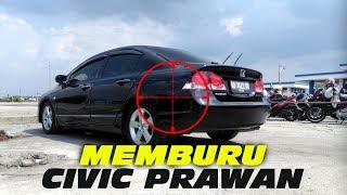 MEMBURU MOBIL IMPIAN: CIVIC FD/GEN8 M/T 2009