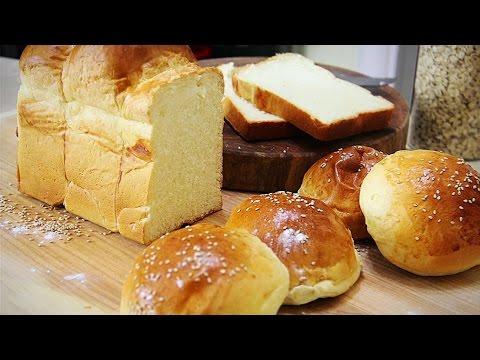 基礎面包制作