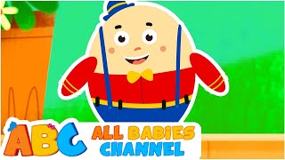 Humpty Dumpty | Nursery Rhymes | Popular Nursery Rhymes for Children