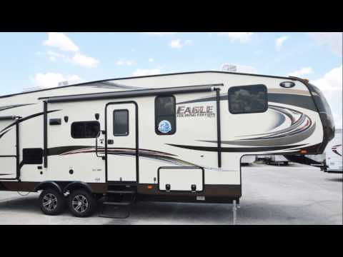 2014 JAYCO EAGLE 28 5 BHDS CHESTNUT