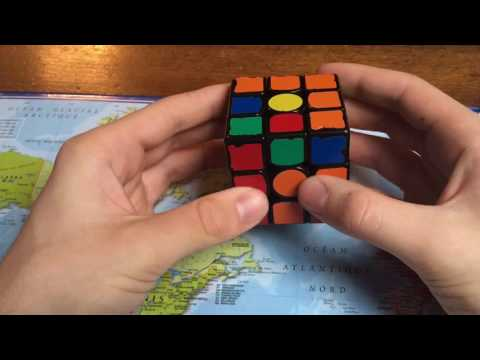 Reconstruction 4.73 Rubik's cube WR [Fr]