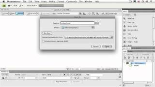 Adobe Photoshop CS4 Extended CREATING A NEW WEBSITE  Creating a New Web Page