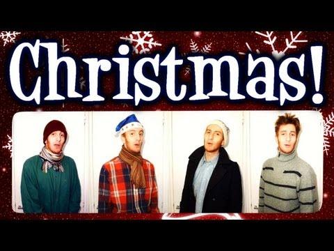 We Wish You A Merry Christmas (A Cappella Barbershop Quartet) - Julien Neel