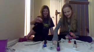 nail polish challenge part 2!