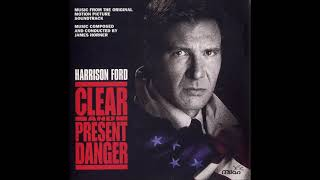03 - The Ambush - James Horner - A Clear And Present Danger