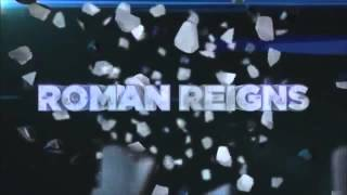 WWE: Roman Reigns Superman Punch Tribute