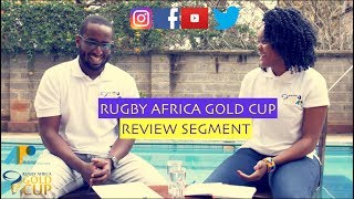 Official Podcast for the 2018 Africa Gold Cup;Review Show
