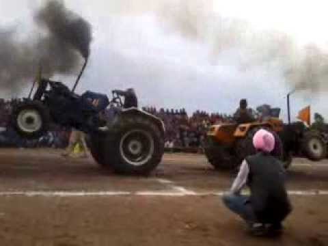 Tractor Tochan Danger Sonalika Sarbarpur Vs Sonalika Accident video