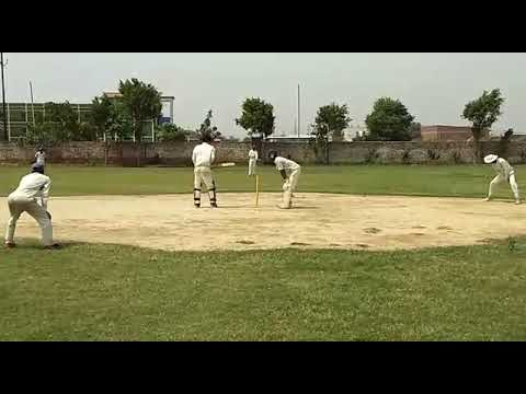 perfect catch in practice match