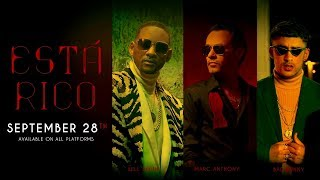 Marc Anthony Will Smith Bad Bunny Está Rico Coming Soon