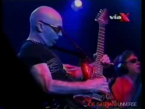 Joe Satriani - House Full Of Bullets Live