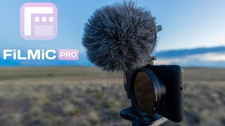 Get The BEST VIDEO POSSIBLE Out Of Your Smartphone: FILMIC PRO (Android version) REVIEW
