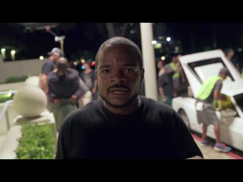 Straight Outta Compton    New Talent  Blu Ray Behind The Scenes Bonus Feature Clip