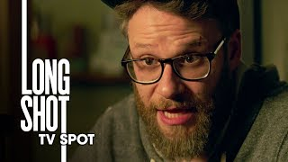 "Long Shot (2019 Movie) Official TV Spot ""In Common"" – Seth Rogen, Charlize Theron"