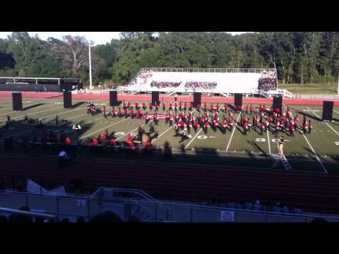 "Clinton High School Marching Band 2011 ""enLIGHTen"""