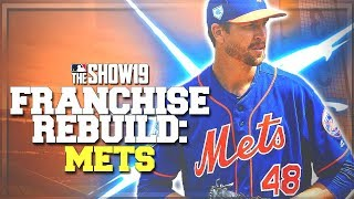 REBUILDING THE NEW YORK METS! | MLB the Show 19 Franchise Rebuild