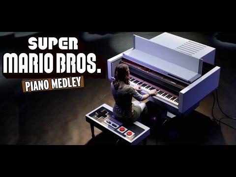 Il pianoforte diventa un nintendo