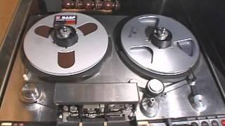 Ampex MR70 1/4 inch 2 track