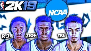 How To Play NCAA College Basketball in NBA 2K19