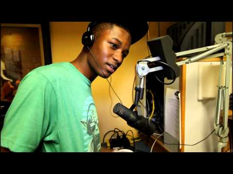 105 Radio Interview - Smokey Bear aka Yung Tay