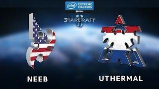StarCraft 2 - Neeb vs. uThermal (PvT) - IEM Shanghai 2016 - Grand Final