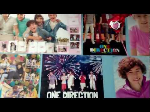 One Direction Room Tour #3 It