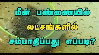 How to earn lakhs on fish farm