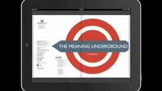 THE MEANING UNDERGROUND