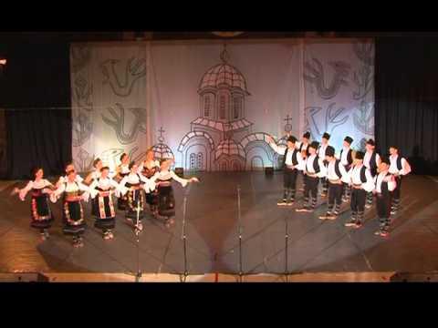 Nacionalni ansambl KOLO - Igre iz Crnorečja