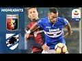 Genoa 1-1 Sampdoria   The Derby della Lanterna Ends All Square   Serie A