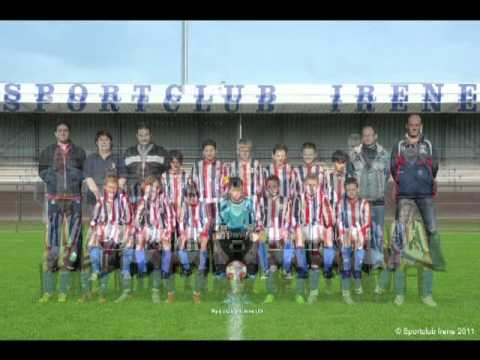 Teams Sportclub Irene uit Tegelen, seizoen 2010-2011 - Clip Sportclub Irene 2010-2011