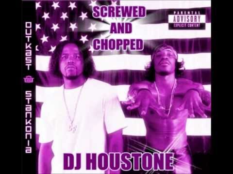 Outkast - Ms. Jackson Screwed And Chopped By ( Dj Houstone ) video