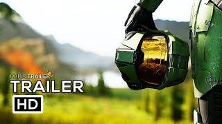 HALO INFINITE Official Trailer (E3 2018) Blockbuster Game HD