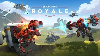 Robocraft Royale Early access Trailer