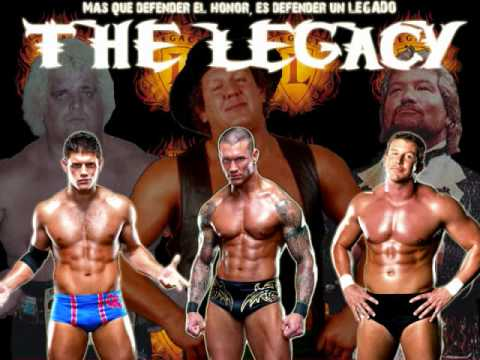 Wwe Legacy Theme - It's A New Day (lyrics Is In The Description) video