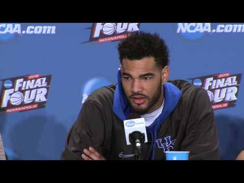 Student-Athlete Final Four News Conference