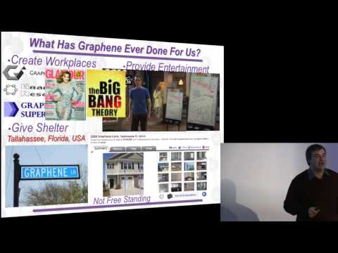 Graphene: Materials in the Flatland ( A lecture by Prof. Sir Konstantin Novoselov)