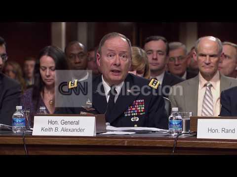 NSA SURVEILLANCE HEARINGS