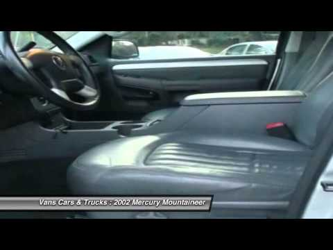 2002 Mercury Mountaineer  Brooksville FL 34601