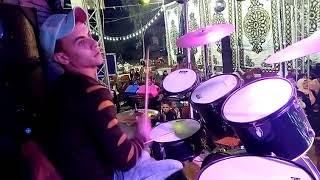 شوف اندرو الحاوي ودرامز بوجي الصغير في فرحة الشراكه دي جي المجنون ٢٠١٩