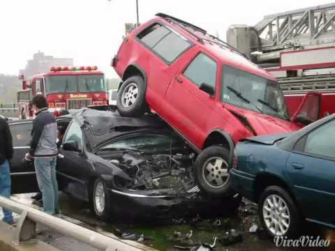 LOS 10 ACCIDENTES AUTOMOVILISTICOS MAS GRAVES