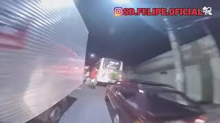 VIDA DE POLÍCIA - FUGA ALUCINANTE PELA FAVELA