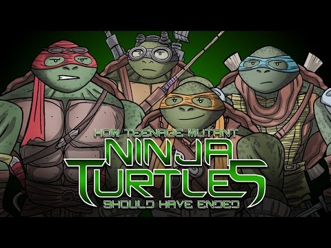 How Teenage Mutant Ninja Turtles Should Have Ended video